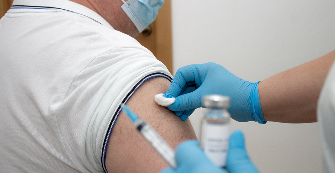 York Region hotspot vaccination appointments fill up in one hour