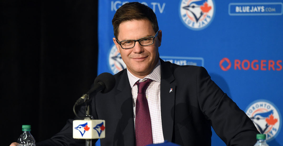 Blue Jays sign GM Ross Atkins to five-year contract extension