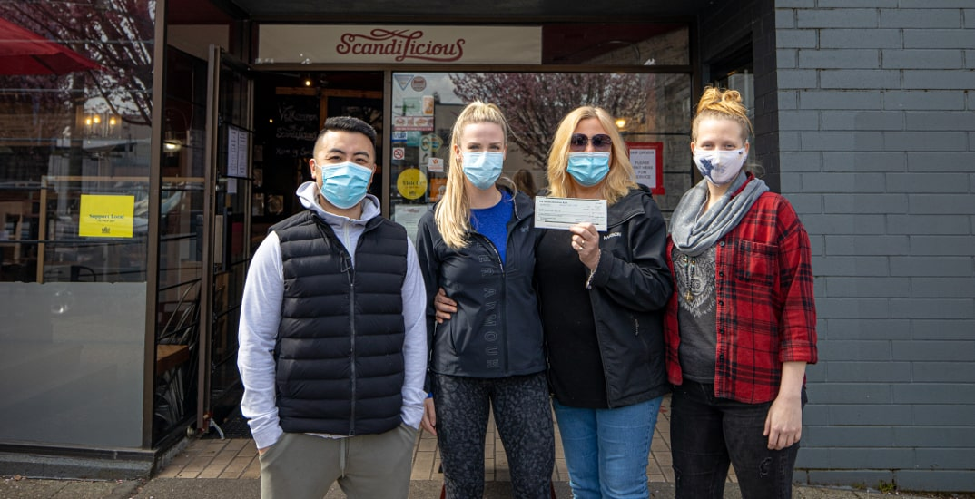 Entrepreneur launches fund to help small businesses struggling during pandemic