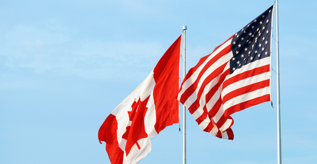 """US has active travel advisory for Canada due to """"very high"""" level of COVID-19"""