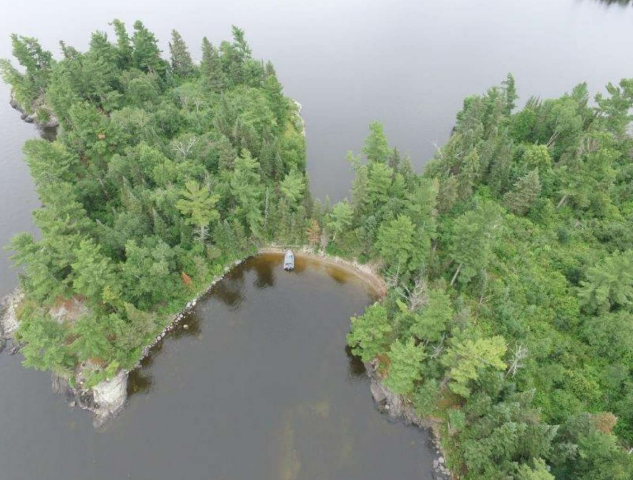 ontario private islands for sale