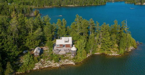 10 Ontario private islands that are cheaper than a Toronto condo