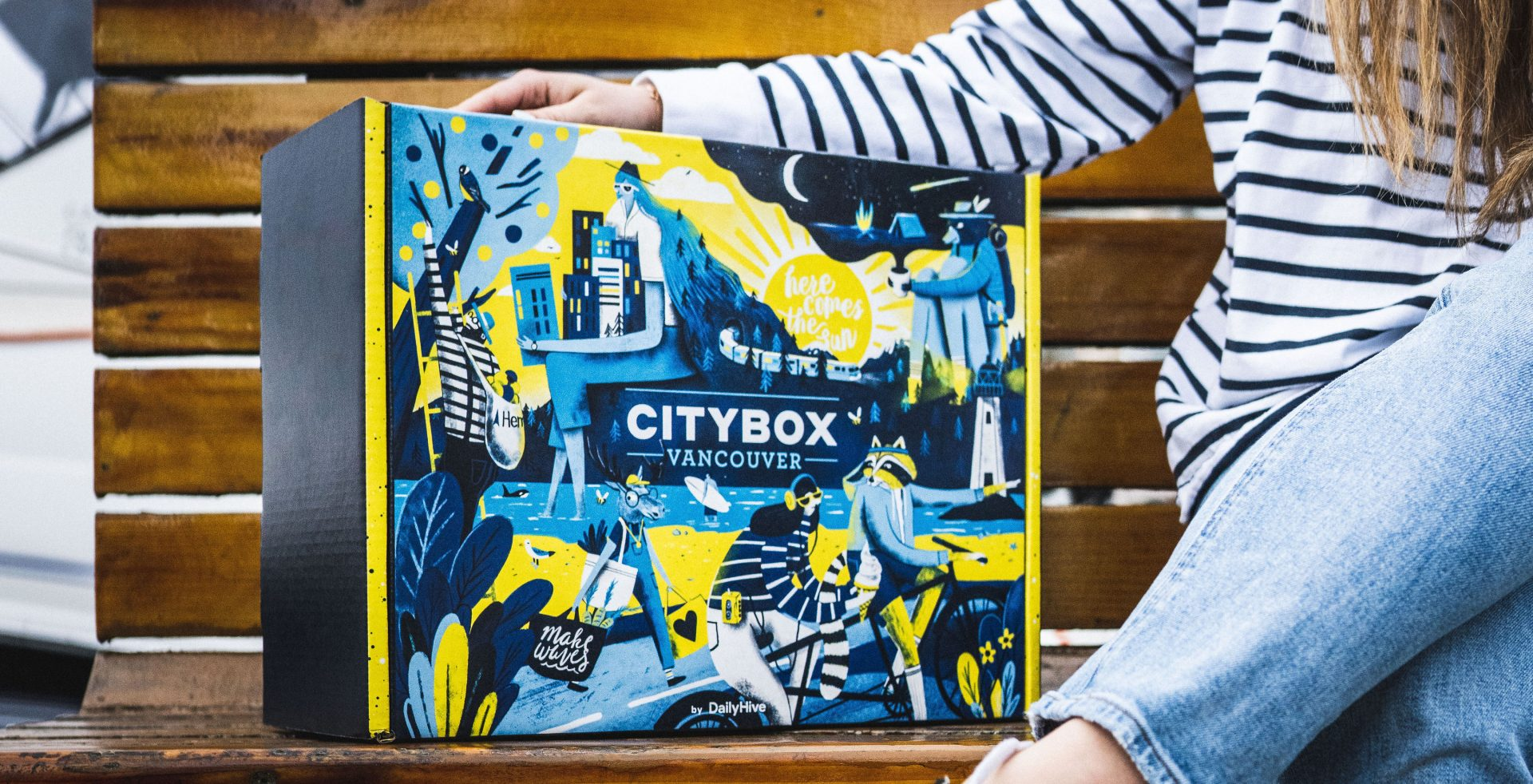 Introducing the Daily Hive 2.0 City Box: Your essential summer kit