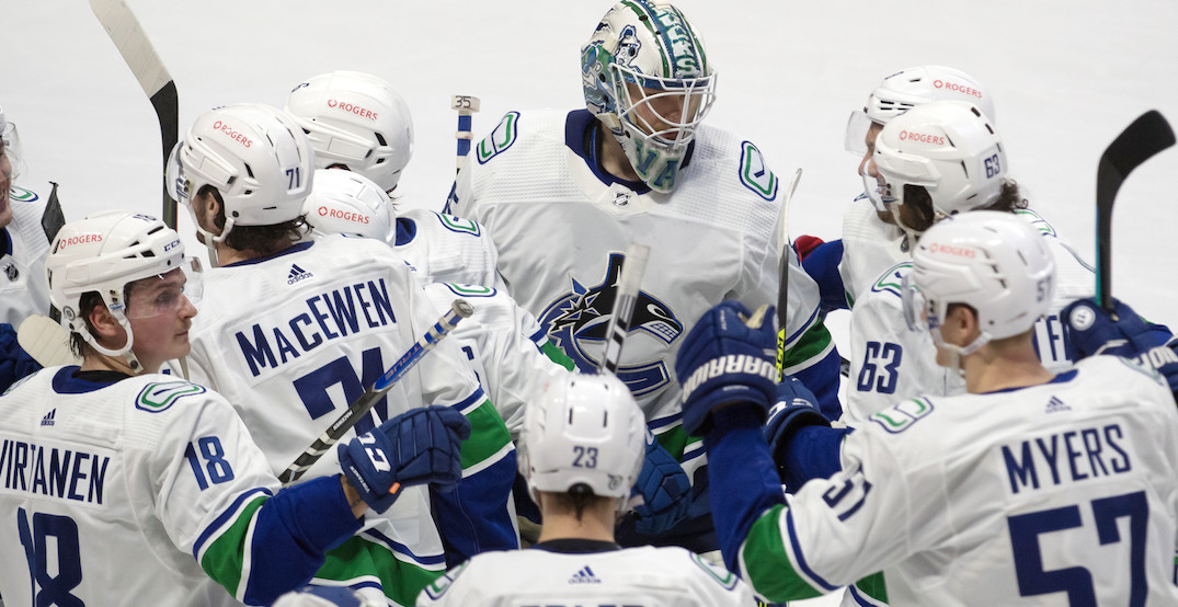 NHL targeting next week for Canucks to resume playing games: report