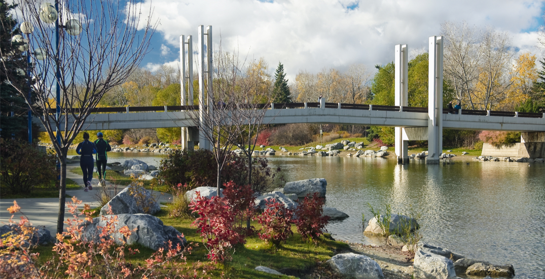 10 of the best places in Calgary to go for a spring walk