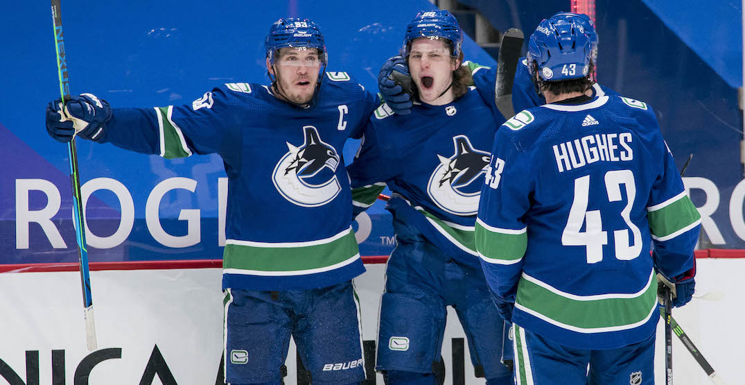 Canucks return no new positive COVID-19 tests for first time in days: report