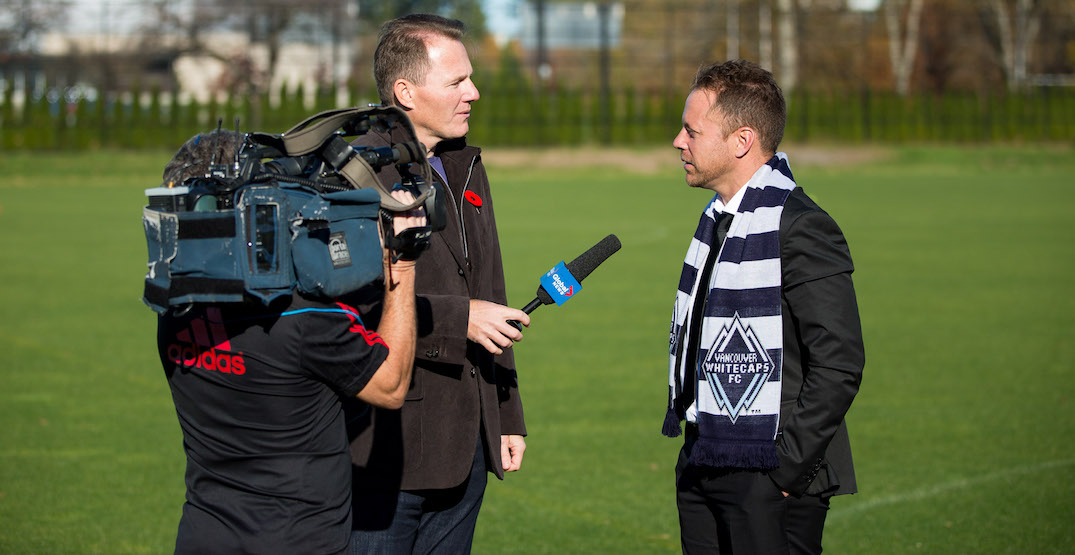Vancouver Whitecaps sign new broadcast deal with Corus Entertainment