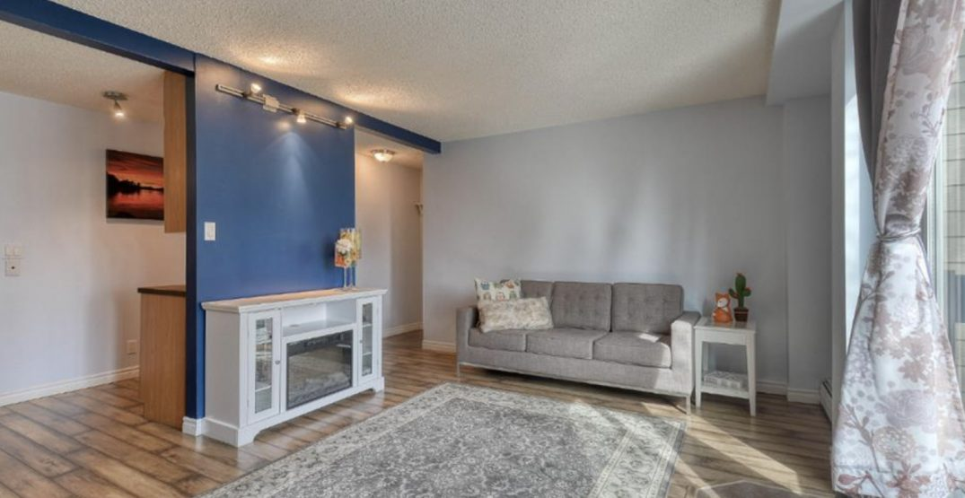 Newly renovated 2-bedroom Calgary condo listed for $180 per square foot