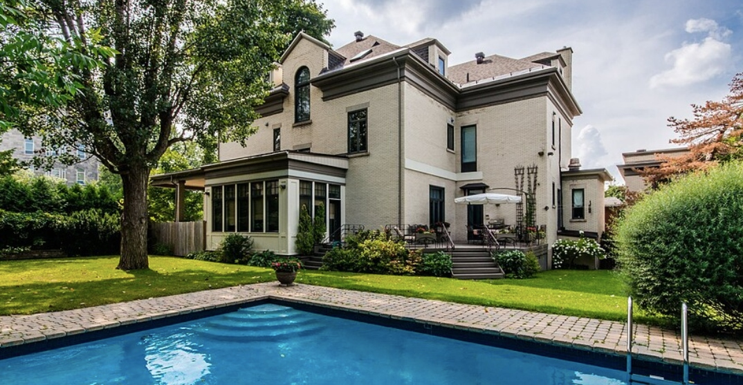 François Legault's Outremont home is on the market for $4.9 million (PHOTOS)