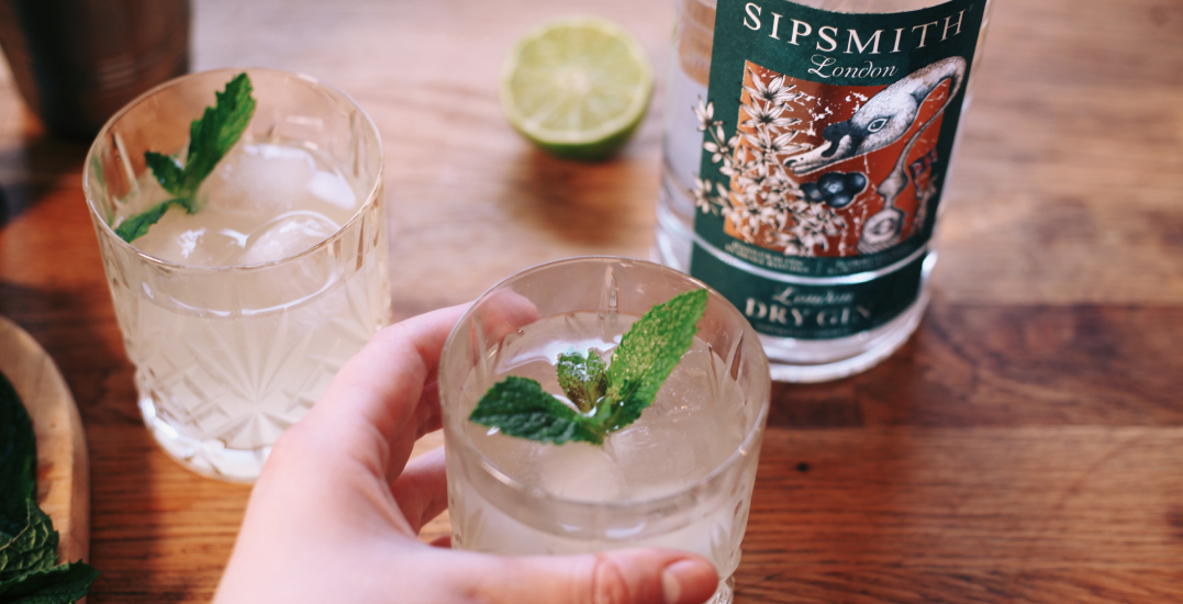3 fresh gin cocktails to enjoy in time for spring