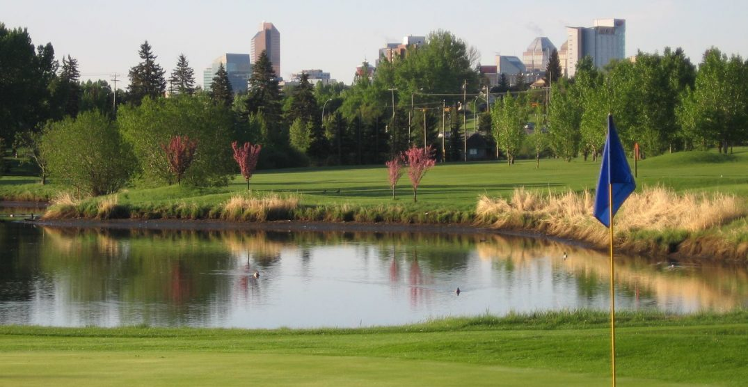 These City of Calgary golf courses are now open for the season