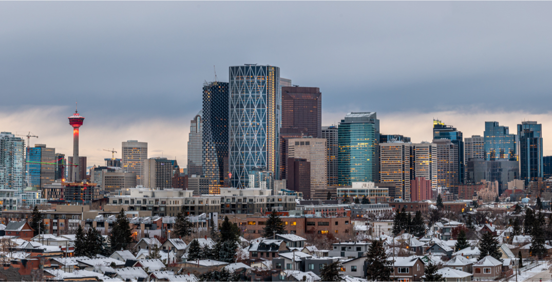 Bring out the coats: Calgary is expecting flurries and a drop in temperature