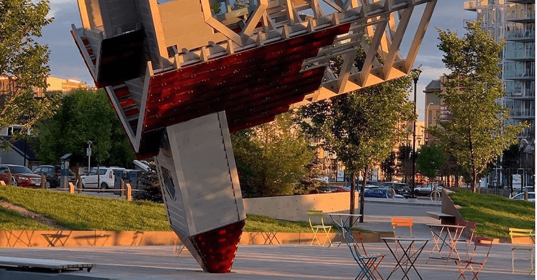 Five of Vancouver's most eyebrow-raising public art installations