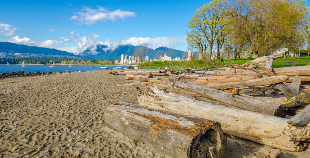 Beach in Vancouver named one of the best in Canada