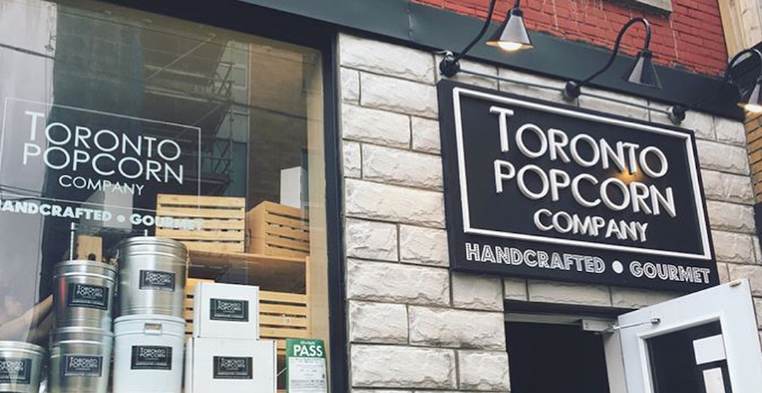 Toronto popcorn shop permanently closes after eight years