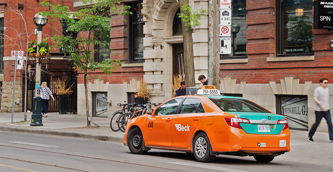 Toronto taxi company may suspend service to risky locations for COVID-19