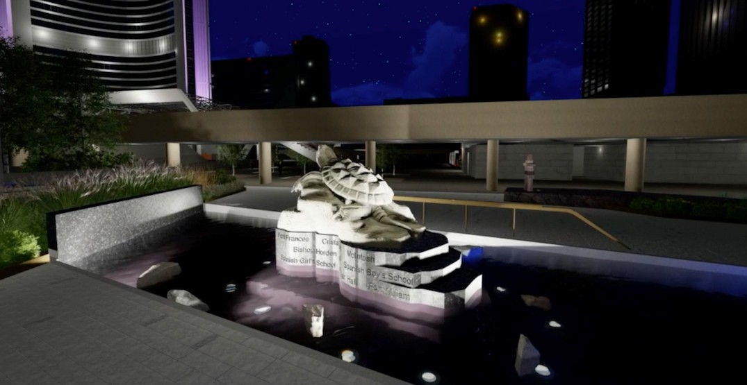 Part of Nathan Phillips Square is becoming an Indigenous Spirit Garden (RENDERINGS)