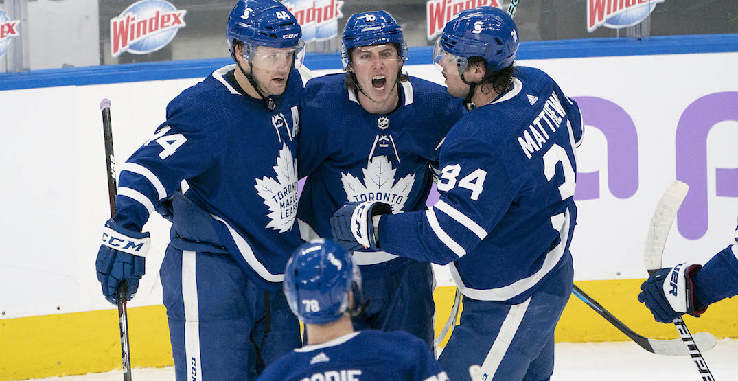 Leafs have their best chance to win the Stanley Cup in decades