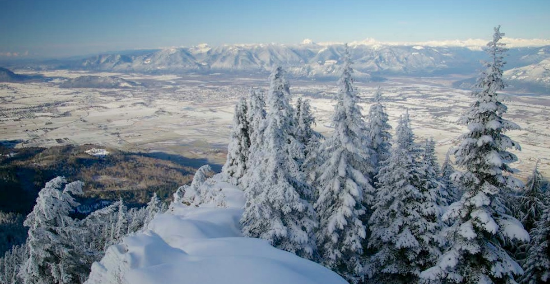 New massive ski resort proposed next to Trans-Canada Highway in Chilliwack