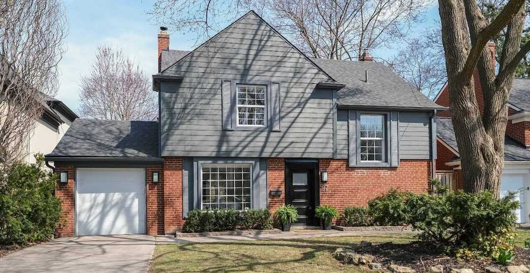 This Etobicoke house sold for $501,000 over asking in just four days (PHOTOS)