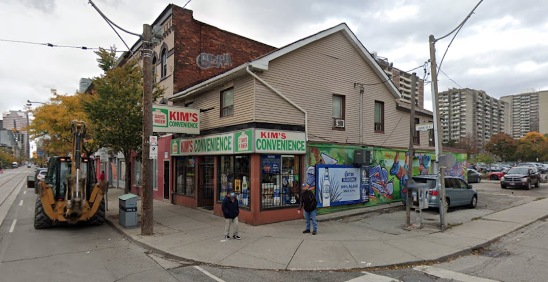 """Famed """"Kim's Convenience"""" store is on the market for under $200,000"""