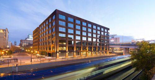 Major wooden office building proposed near SkyTrain's future Mount Ple... image