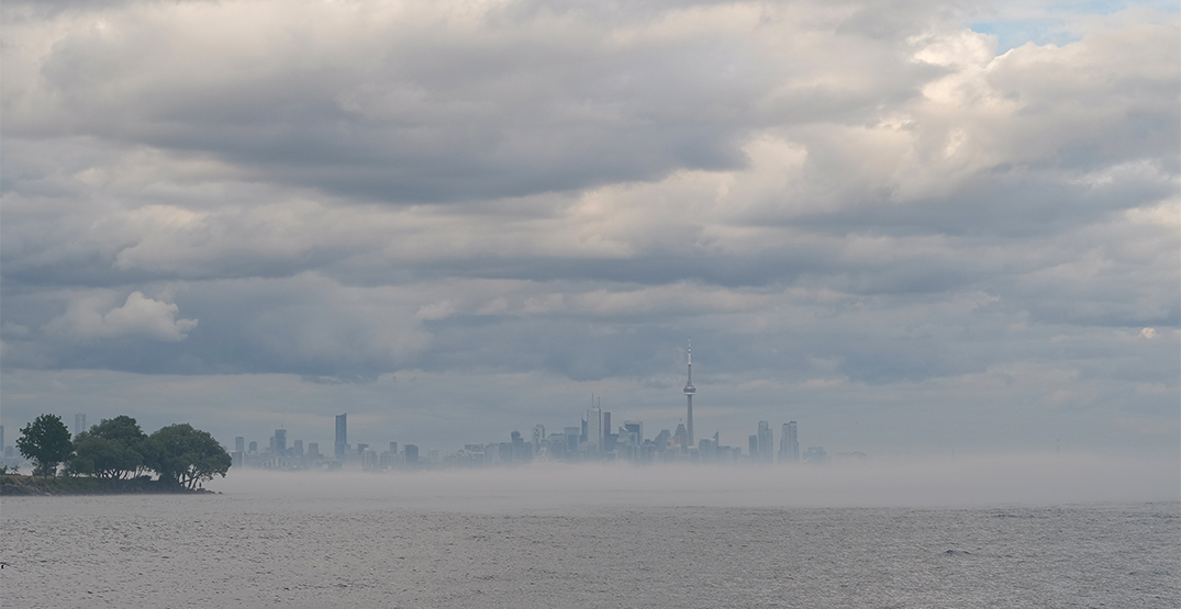 Fog advisory issued for Toronto as near-zero visibility expected