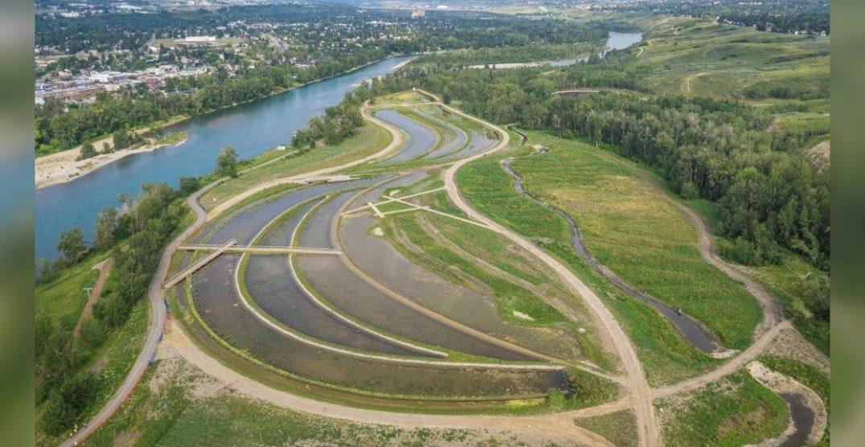Calgary park that was a gravel pit won a national landscape award