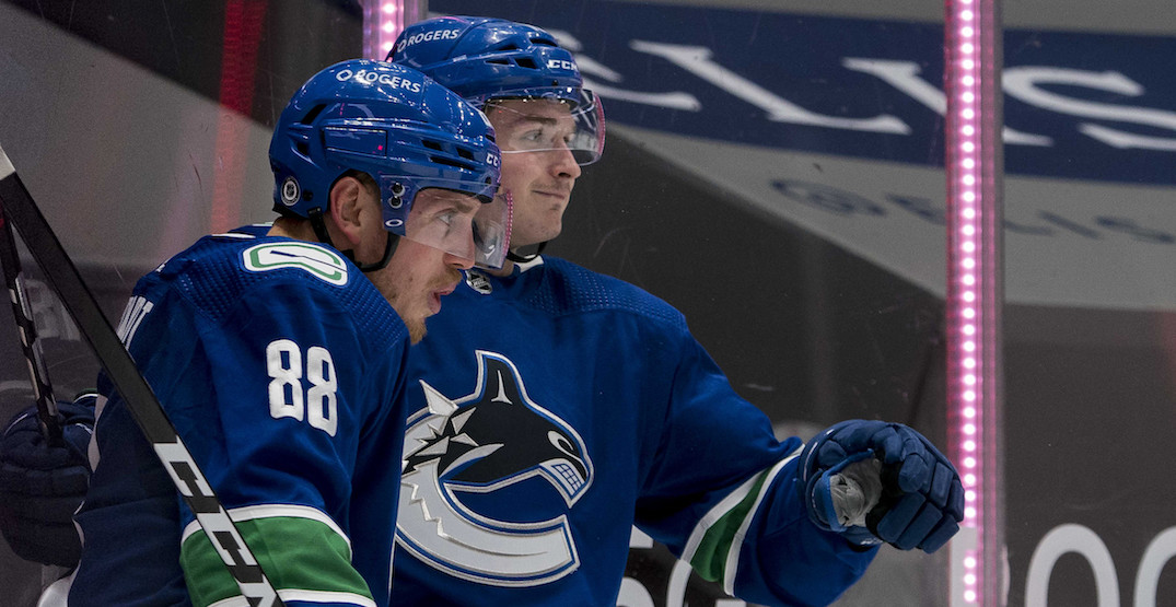 Three Canucks left in COVID protocol as NHL postpones two more games
