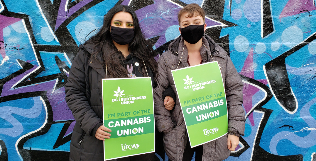 BC budtenders make history as first private dispensary in Canada to unionize