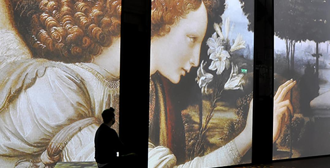 Immersive Leonardo Da Vinci exhibition coming to Metro Vancouver this June