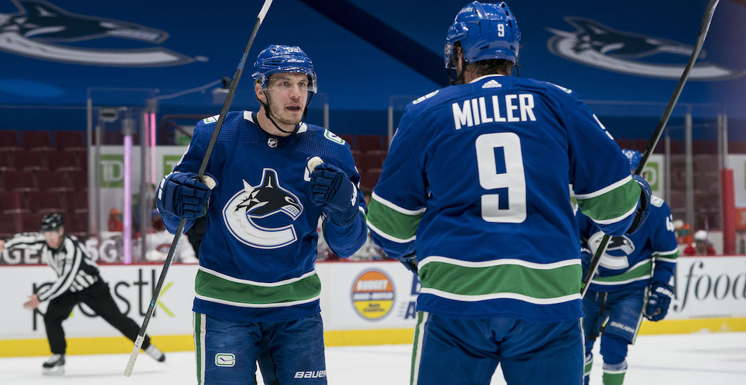 Nine Canucks players come off the NHL's COVID-19 list