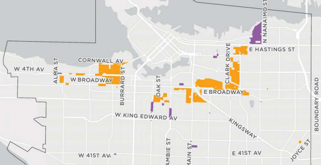 Rezoning could be axed for new social housing in select Vancouver neighbourhoods