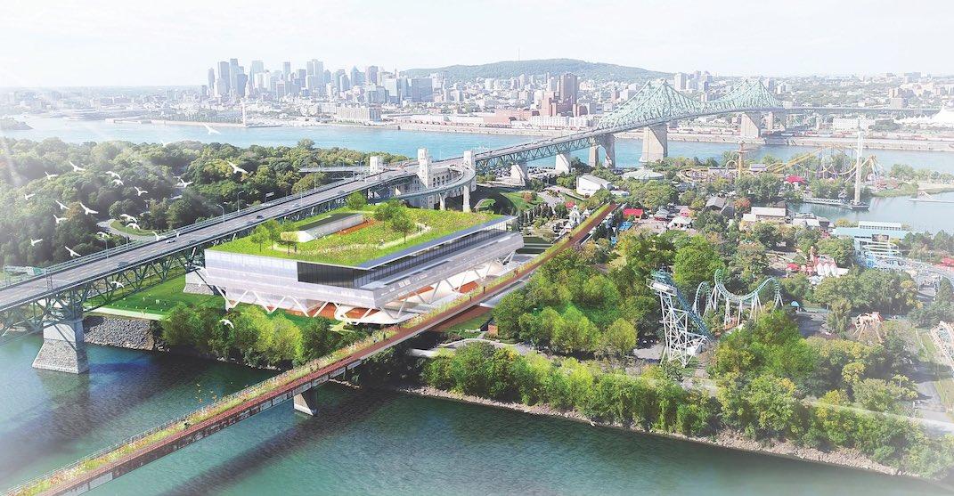 Here's what Parc Jean-Drapeau's near-$1B renovations will look like (RENDERINGS)