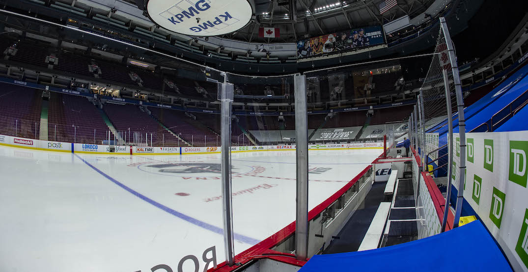 """Canucks practice """"closed"""" as NHL contemplates postponing more games"""