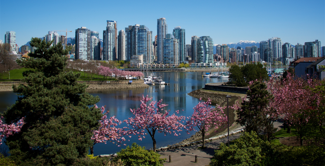 Vancouver's forecast calling for warm, sunny weekend weather