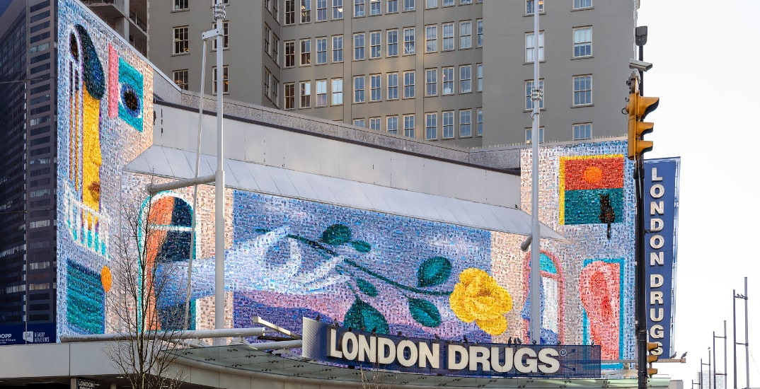 Massive new Augmented Reality mural unveiled in downtown Vancouver