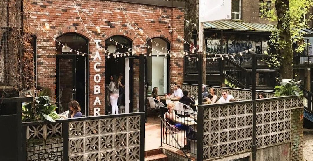 Best patios in Gastown you need to visit this season