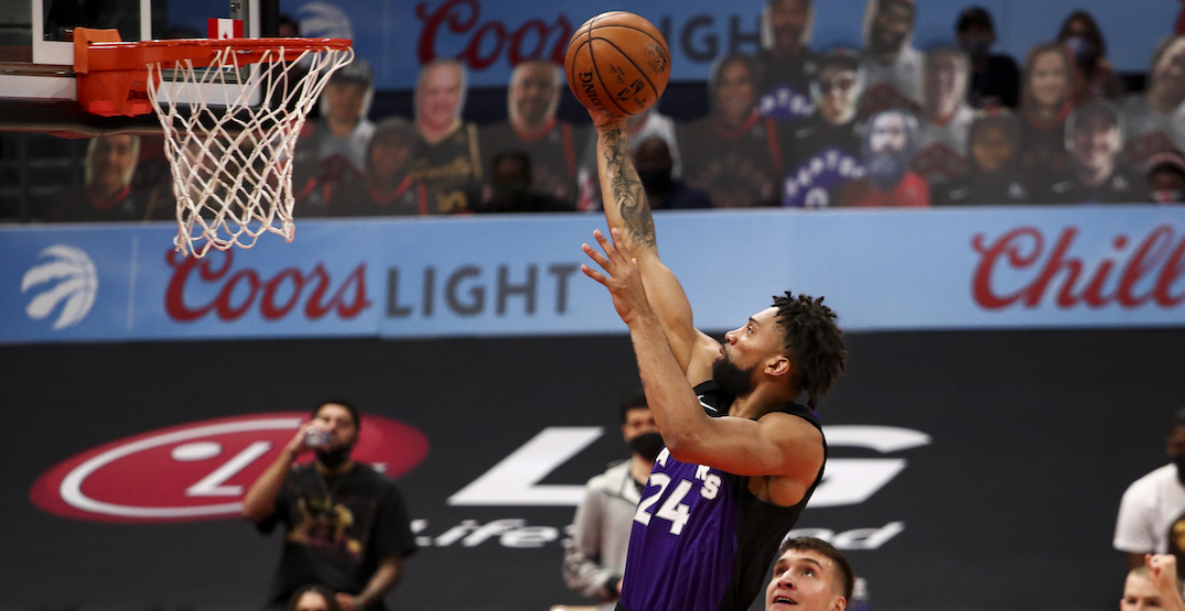 Khem Birch just might be the solution to the Raptors' problems at centre