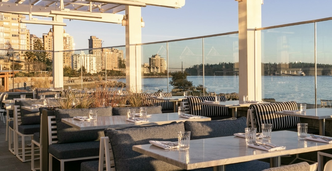 Best patios in West Vancouver to check out this season