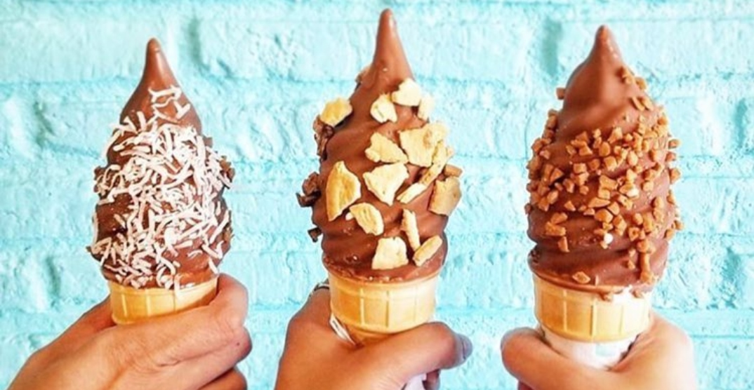 11 of the best ice cream spots around Montreal