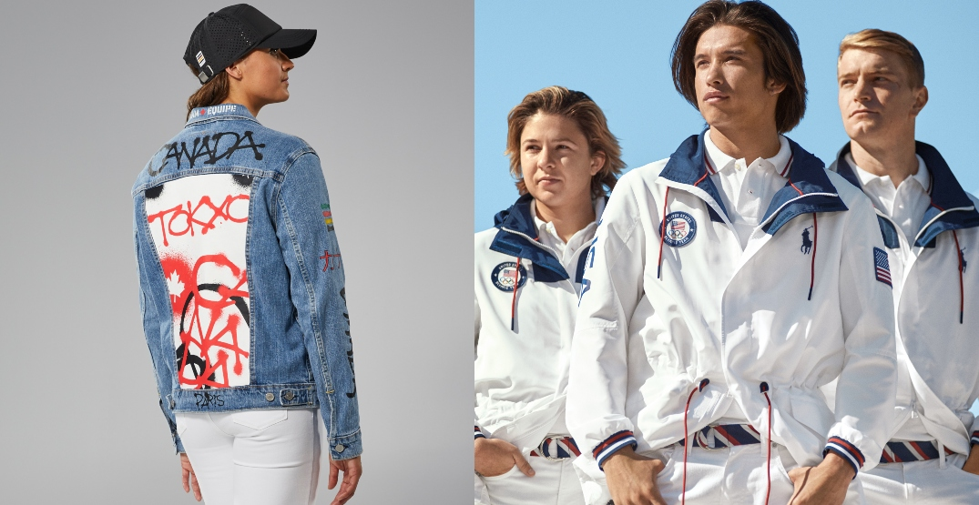 New USA Olympic uniforms have everyone talking about Canada's badass look