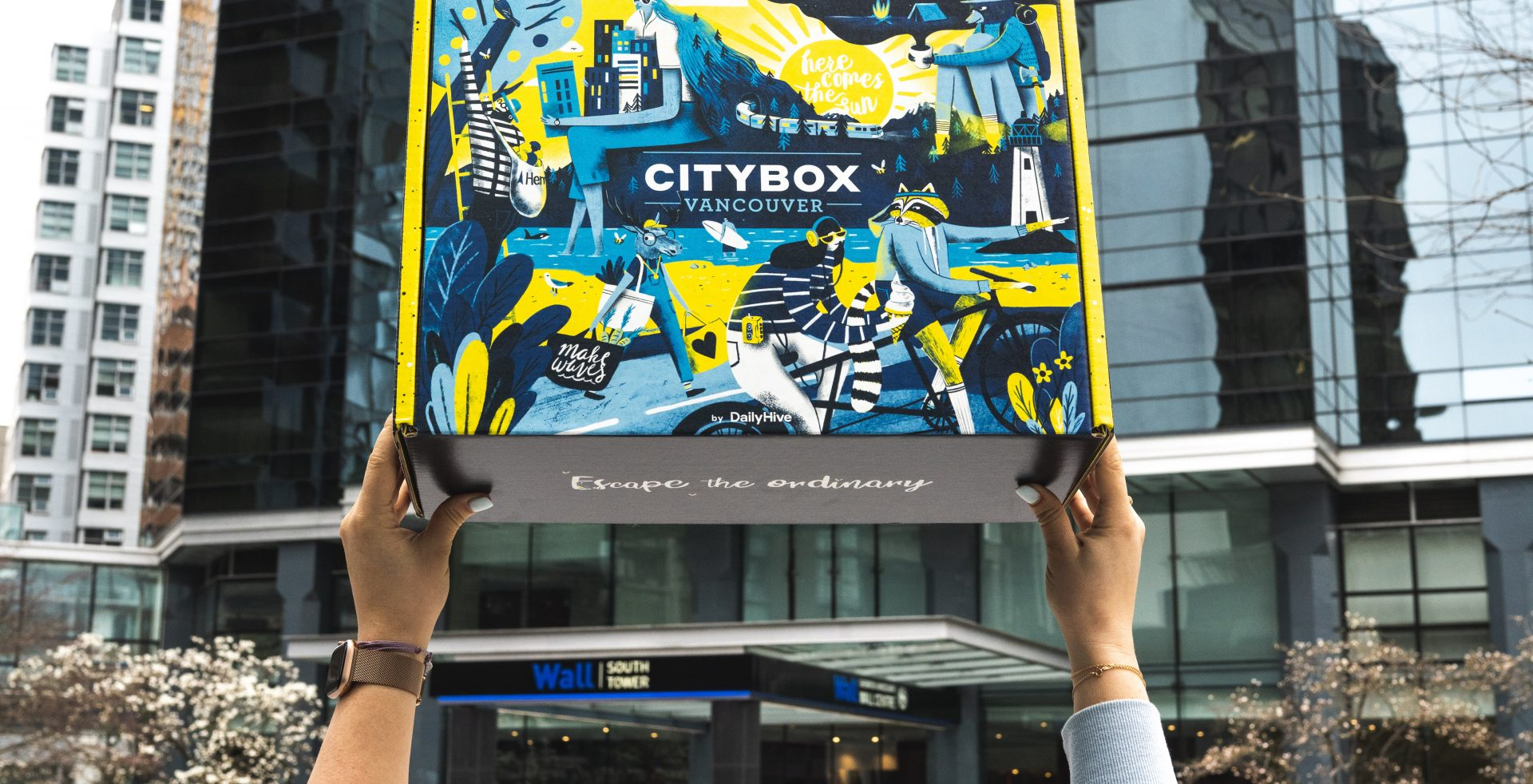 Daily Hive City Box 2.0