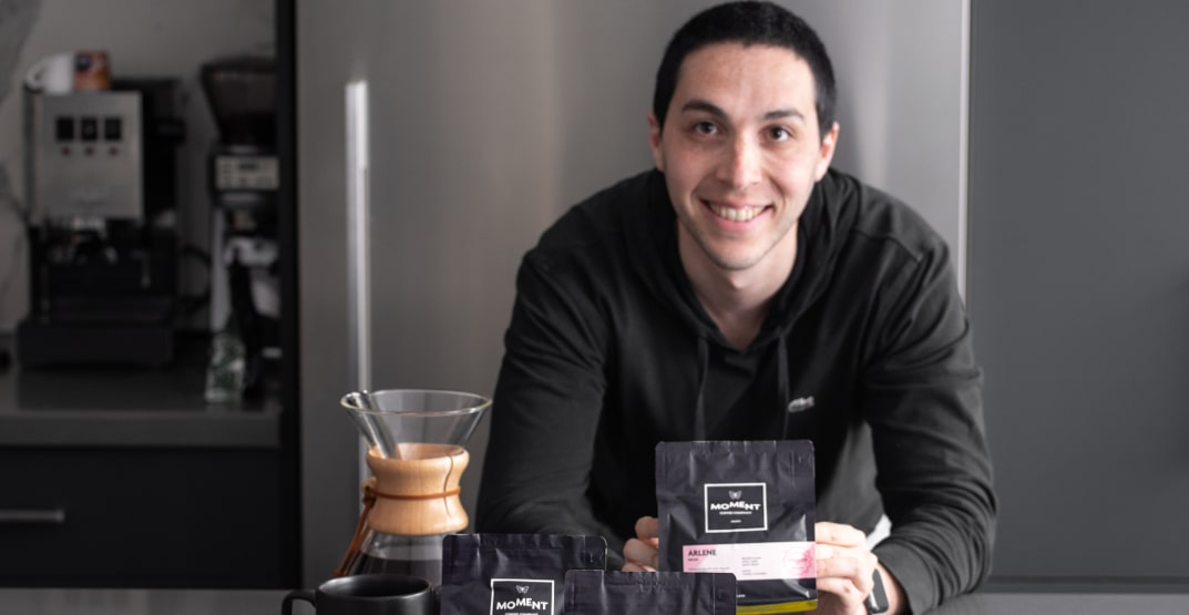 Toronto entrepreneur launches new coffee company in secret during pandemic