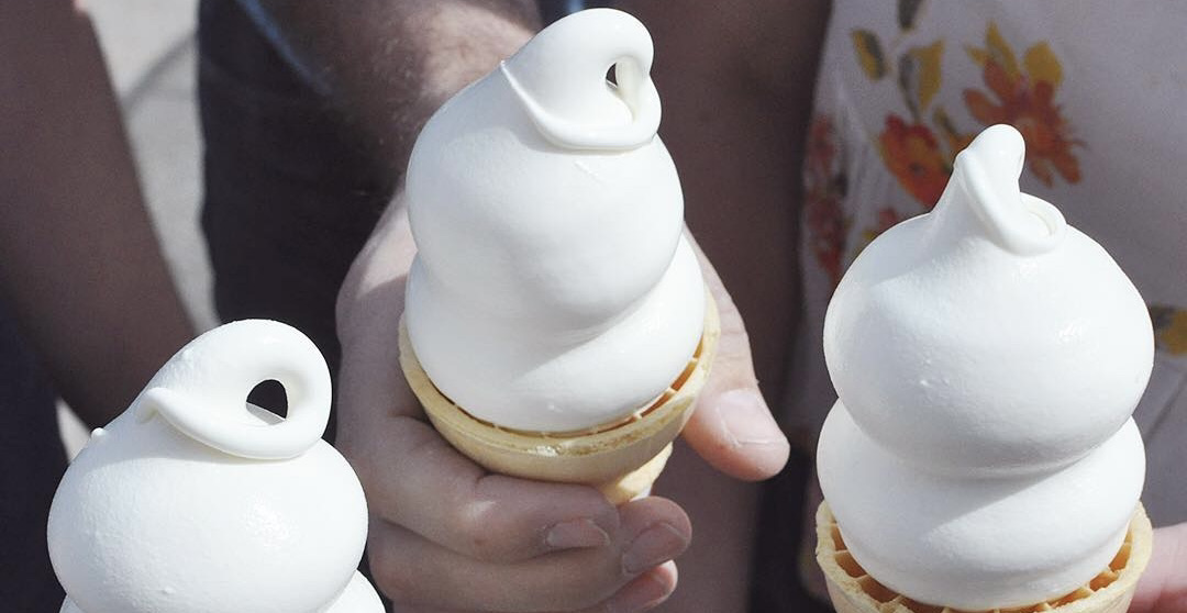 Fast food ice cream in Canada ranked from worst to best