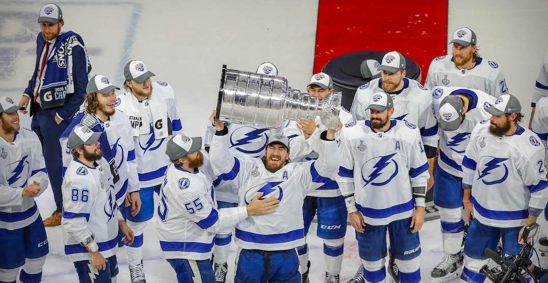 NHL Tampa Bay Lightning Stanley Cup Celebration