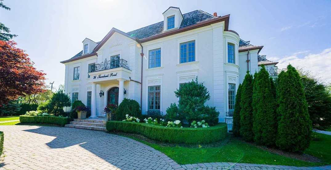 This Vaughan house went for $2.4 million over the asking price