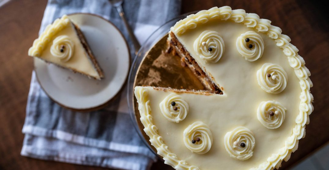Best places to get cake by the slice in Edmonton