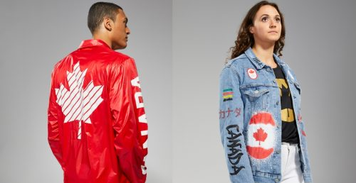 What Canada's athletes will be wearing at the Tokyo Olympics (PHOTOS)