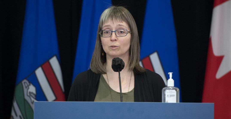 Alberta reports 1,616 new cases of COVID-19, prepares to open walk-in vaccine clinics